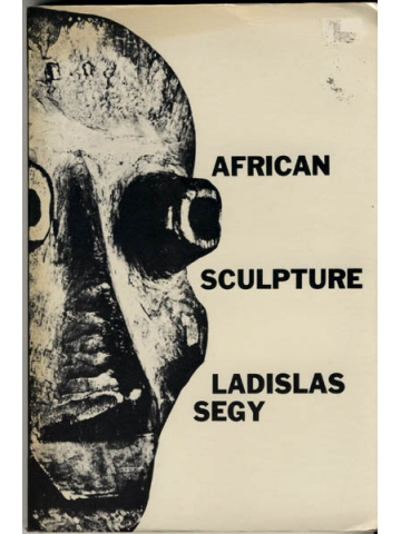 Книга African Sculpture Ladislas Segy