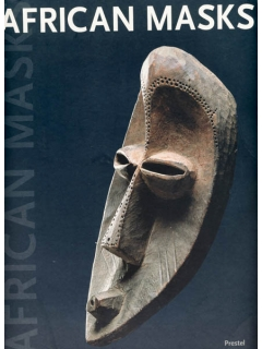 Книга African Masks: From the Barbier-Mueller Collection