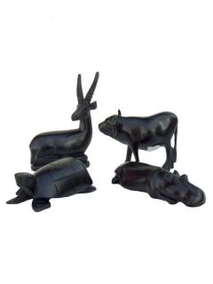 Коллекция фигурок [Кения], 4 штуки