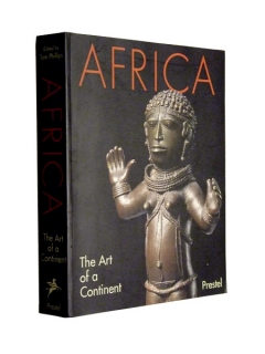 Книга Africa: The Art of a Continent