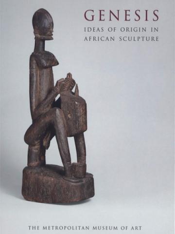 Книга Genesisi Ideas Of Origin In African Sculpture (Идеи происхождения в африканской скульптуре), автор Alisa LaGamma