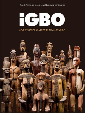 "Каталог ""IGBO - Monumental sculptures from Nigeria"""