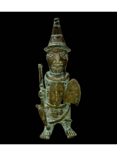 Warrior [Бенин], 24 см