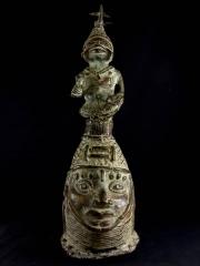 Фигуры и фетиши народности Edo