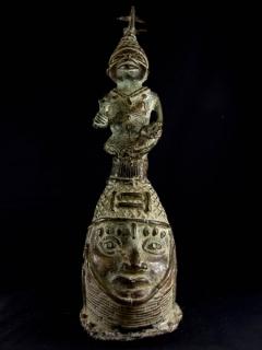 Статуэтка Oba Edo [Бенин], 42 см