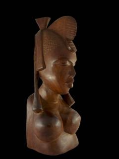 Конакри-Принцесса, красное дерево [Гвинея], 37 см