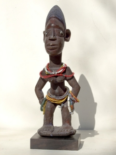 Ibeji Yoruba [Нигерия], 27 см