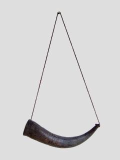 Рог Bamoun [Камерун], 33 см