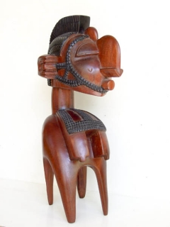 Статуэтка Baga Nimba [Гвинея], 42 см