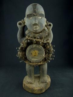 Nkisi Nkondi Power Figure [Конго]