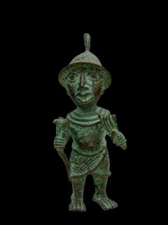 Warrior [Бенин], 18 см