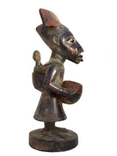 Статуэтка Yoruba [Нигерия], 35 см