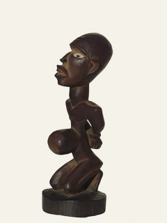 Статуэтка Bakongo Slave [Конго], 28 см