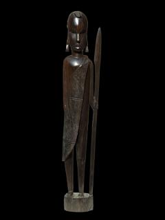 """Статуэтка """"Воин"""" [Танзания], 76 см"""