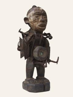 Статуэтка Nkisi Power Figure [Конго], 30 см
