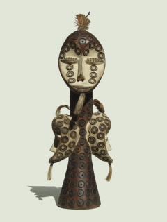 Статуэтка Lega Sakimatwematwe [Конго], 48 см