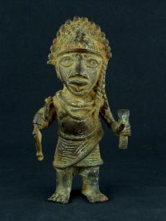 Статуэтка Warrior [Бенин], 17 см