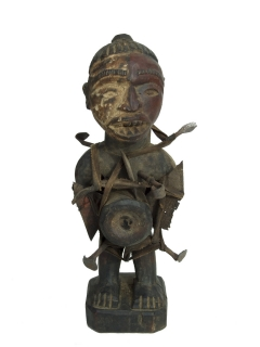 Nkisi Power Figure [Конго]