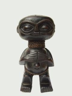 Статуэтка Tikar Pygmee [Камерун], 25 см