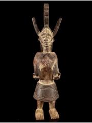 Ритуальная статуэтка народности Igbo. Страна происхождения: Нигерия