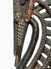 Головной убор Chiwara народности Bamana