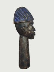 Ритуальный столб народности Йоруба