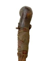 Африканская метелка колдуна народности Fang, Габон