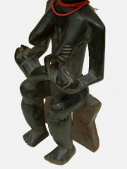 Африканская кукула Ашанти (Ashanti) из дерева для красоты и здоровья детей