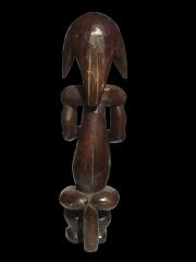 Ритуальная статуэтка народности Fang (Габон)