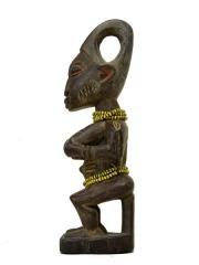 Ритуальная африканская статуэтка Материнство народности Йоруба