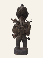 Статуэтка фетиш Nkisi Power народности Bakongo