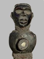 Ритуальная африканская статуэтка Bakongo Power Figure