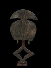 Африканская статуэтка реликварий Mbulu Ngulu