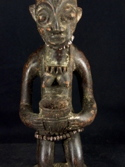 Статуэтка женщины народности Йоруба