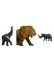 Фигурки и статуэтки из дерева