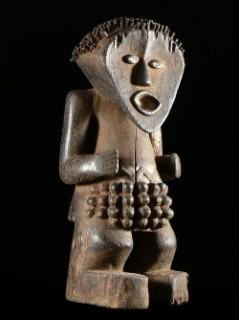 """Выставка """"Река Конго. Искусство Центральной Африки"""""""
