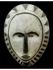 Африканская маска Fang Ngon Ntang [Габон], 30 см