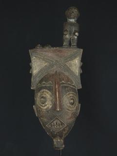 Маска Nunuma [Буркина Фасо], 50 см