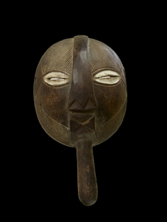 Маска Luba [Конго]