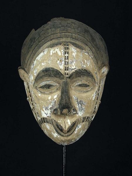 Ритуальная африканская маска народа Igbo