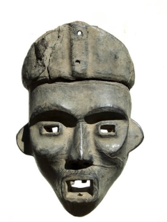 Маска Widekum [Камерун], 32 см