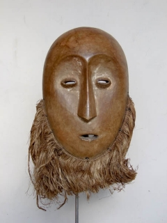 Маска Lega [Конго]