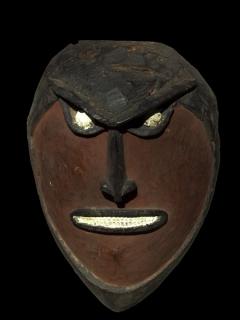 Маска Sepik Abelam [Папуа Новая Гвинея], 32 см