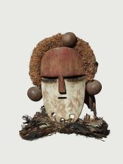 Маски и скульптуры народности Tsogo/Sogho[Габон]