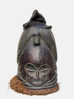Маска Mende [Сьерра-Леоне]