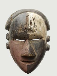 Маска Salampasu [Конго], 31 см