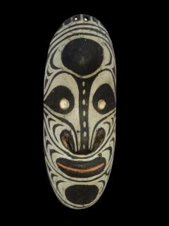 Маска Sepik Amulet [Папуа Новая Гвинея], 19 см