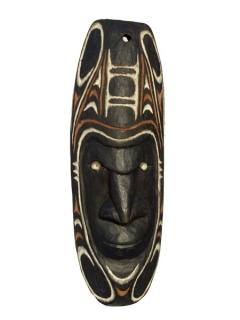 Маска Sepik Amulet [Папуа Новая Гвинея], 26 см