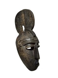 Маска Bobo [Буркина Фасо]