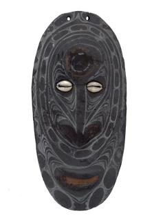 Маска Sepik Amulet [Папуа Новая Гвинея], 29 см